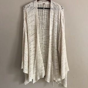 FREE PEOPLE In My Element Loose Knit Cardigan